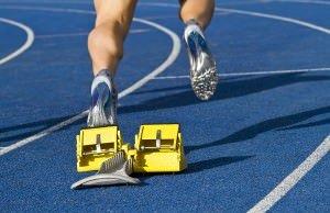 Sprinter-Starting
