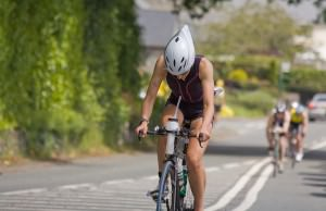 Woman-Athlete-In-Triathlon