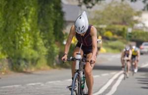 Woman-Athlete-In-Triathlon