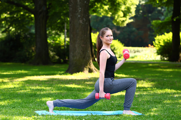 Toning Exercises To Tighten The Loose Muscles And Skin After Weight Loss